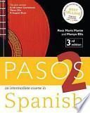 libro Pasos 2 : An Intermediate Course In Spanish