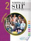 libro Voces Del Sur 2