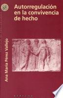 libro Autorregulación En La Convivencia De Hecho