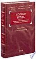 libro Código Penal