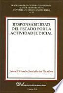 libro Responsabilidad Del Estado Por La Actividad Judicial