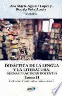 libro Didactica De La Lengua Y La Literatura, Tomo Ii