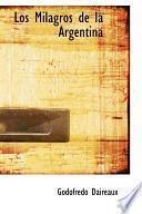 libro Los Milagros De La Argentina
