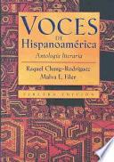 libro Voces De Hispanoamérica