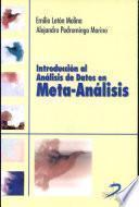libro Introducción Al Análisis De Datos En Meta Análisis