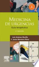 libro Medicina De Urgencias. Guía Terapéutica