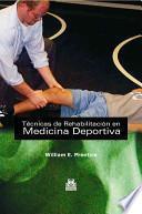 libro TÉcnicas De RehabilitaciÓn En Medicina Deportiva