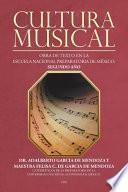 libro Cultura Musical