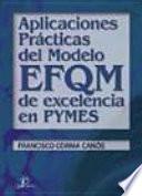 libro Aplicaciones Prácticas Del Modelo Efqm De Excelencia En Pymes