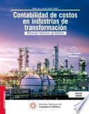 libro Contabilidad De Costos En Industrias De Transformación