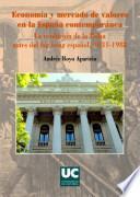 libro Economía Y Mercado De Valores En La España Contemporánea