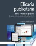 libro Eficacia Publicitaria