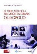 libro El Mercado De La Televisión En España