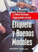 libro Etiqueta Y Buenos Modales