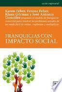libro Franquicias Con Impacto Social