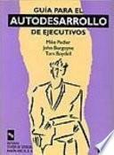 libro Guía Para El Autodesarrollo De Ejecutivos