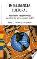 libro Inteligencia Cultural