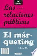 libro Las Relaciones Públicas Y El Márqueting