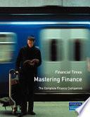 libro Máster En Finanzas