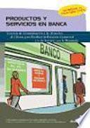libro Productos Y Servicios En Banca