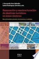 libro Renovación Y Reestructuración De Destinos Turísticos En áreas Costeras