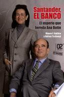 libro Santander, El Banco