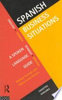 libro Spanish Business Situations