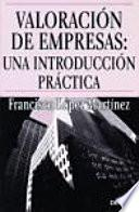 libro Valoración De Empresas