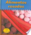 libro Alimentos Rosados