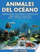 libro Animales Del Oceano