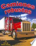 libro Camiones Robustos