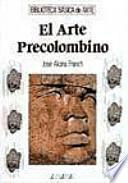libro El Arte Precolombino