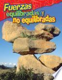 libro Fuerzas Equilibradas Y No Equilibradas (balanced And Unbalanced Forces)