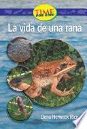 libro La Vida De Una Rana / A Frog S Life