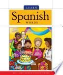 libro Learn Spanish Words