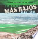 libro Los Lugares Ms Bajos De La Tierra (earth S Lowest Places)
