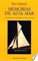libro Memorias De Alta Mar