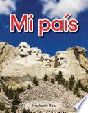 libro Mi Pais / My Country