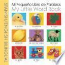 libro My Little Word Book Bilingual