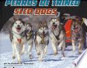 libro Perros De Trineo/sled Dogs