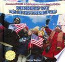 libro Presidents  Day/dia De Los Presidentes
