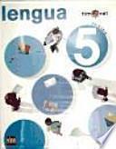 libro Proyecto Timonel, Lengua, 5 Educación Primaria, 3 Ciclo