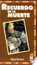 libro Recuerdo De La Muerte