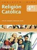 libro Religión Católica 4o Eso.