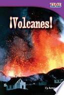 libro ¡volcanes! (volcanoes!)