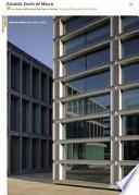 libro 4. Eduardo Souto De Moura  Torre Burgo. Edificio De Oficinas / Torre Burgo. Office Building. Porto. Portugal