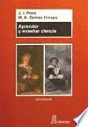 libro Aprender Y Enseñar Ciencia