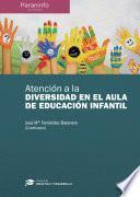 libro Atención A La Diversidad En El Aula De Educación Infantil Colección: Didáctica Y Desarrollo