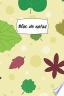 libro Bloc De Notas