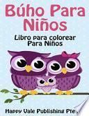 libro Buho Para Ninos